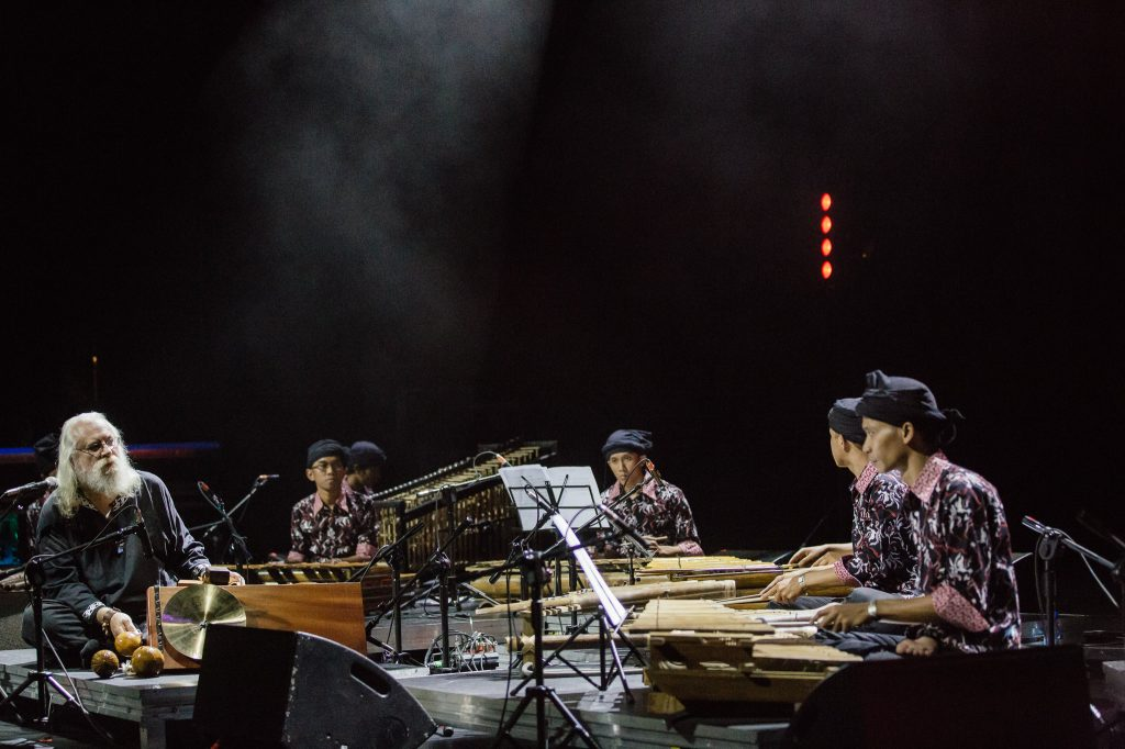 MOONDOG FOR GAMELAN WITH IWAN GUNAWAN AND STEFAN LAKATOS, fot. Michał Ramus